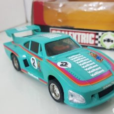 Scalextric: PORSCHE 935 VAILLANT VERDE REFERENCIA 4071 MODEL MOTOR RACING SCALEXTRIC EXIN SLOT. Lote 178579526