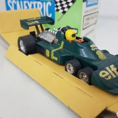 Scalextric: TYRRELL FÓRMULA 1 P34 REFERENCIA 4054 MODEL MOTOR RACING SCALEXTRIC SLOT. Lote 178582135