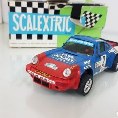 Scalextric: PORSCHE CARRERA RS REFERENCIA 4066 JOCAVI MODEL MOTOR RACING SCALEXTRIC SLOT. Lote 178583095