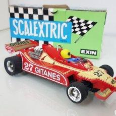 Scalextric: LIGIER JS 11 F1 REF 4060 MODEL MOTOR RACING SCALEXTRIC SLOT. Lote 178583446