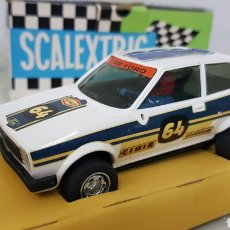 Scalextric: FORD FIESTA CARRERAS FORD REF 4057 MODEL MOTOR RACING SCALEXTRIC SLOT. Lote 178583913