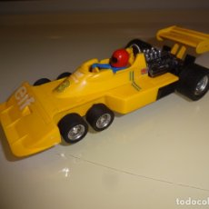 Scalextric: SCALEXTRIC. EXIN. TYRRELL P-34 F-1 AMARILLO. REF. 4054. Lote 178827422