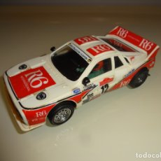Scalextric: SCALEXTRIC. EXIN. LANCIA 037 R6. Lote 178827742
