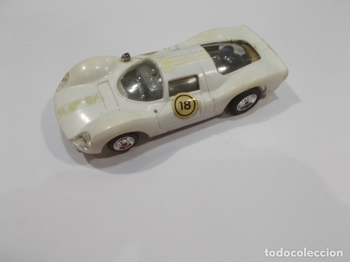 SCALEXTRIC POLY COLOR BLANCO (G) (Juguetes - Slot Cars - Scalextric Exin)