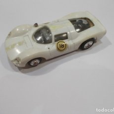 Scalextric: SCALEXTRIC POLY COLOR BLANCO (G). Lote 178840760