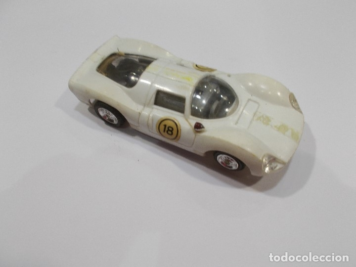 Scalextric: SCALEXTRIC POLY COLOR BLANCO (G) - Foto 2 - 178840760
