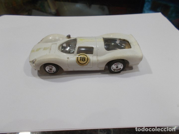 Scalextric: SCALEXTRIC POLY COLOR BLANCO (G) - Foto 3 - 178840760