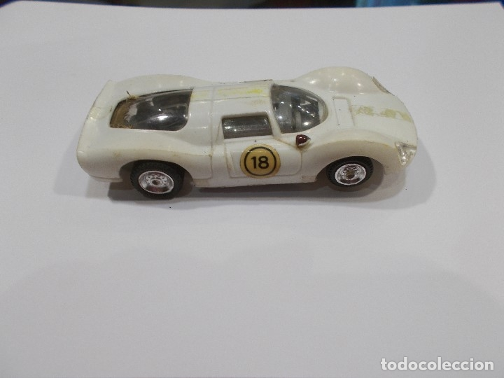 Scalextric: SCALEXTRIC POLY COLOR BLANCO (G) - Foto 4 - 178840760
