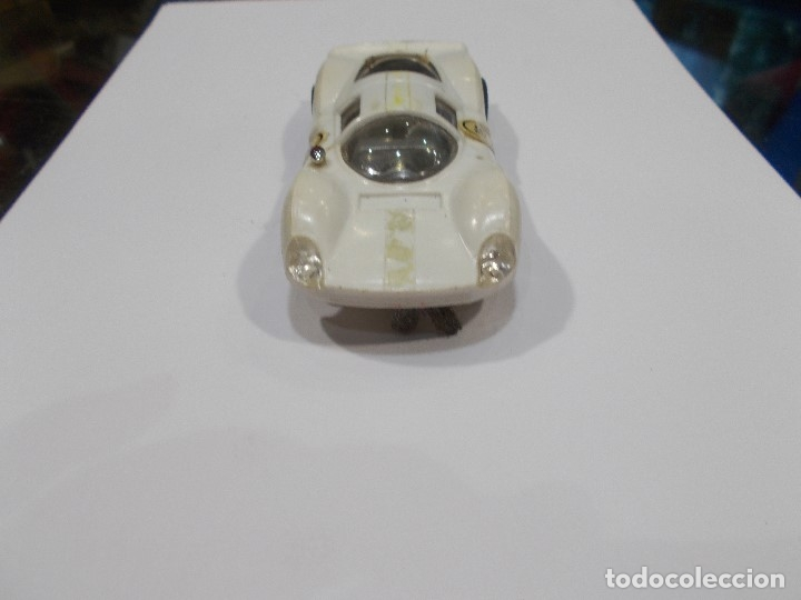 Scalextric: SCALEXTRIC POLY COLOR BLANCO (G) - Foto 5 - 178840760