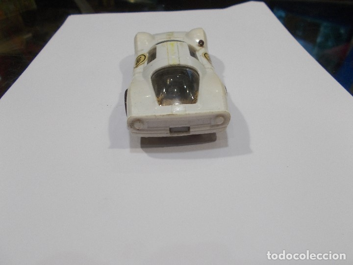 Scalextric: SCALEXTRIC POLY COLOR BLANCO (G) - Foto 6 - 178840760