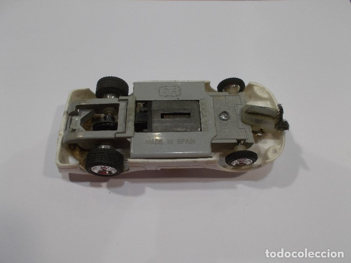 Scalextric: SCALEXTRIC POLY COLOR BLANCO (G) - Foto 7 - 178840760