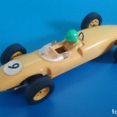 Scalextric: LOTUS MM/C67 FORMULA JUNIOR SCALEXTRIC TRI-ANG FR. Lote 178961810