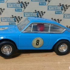 Scalextric: SEAT 850 AZUL SCALEXTRIC EXIN. Lote 178982508
