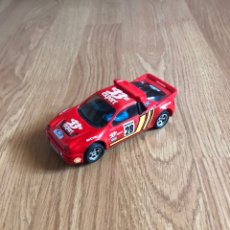 Scalextric: FORD RS 200 ROJO SCALEXTRIC MICHELIN OMP SHELL. Lote 178990170