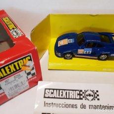 Scalextric: PORSCHE 935 J.A.C REF.-8356 DE EXIN. Lote 179003840