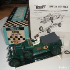 Scalextric: BENTLEY VERDE SCALEXTRIC TRIANG. Lote 179040662