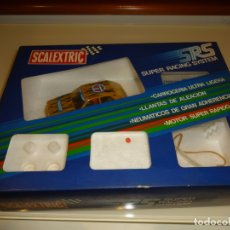 Scalextric: SCALEXTRIC. EXIN. SRS. TALBOT HORIZON. REF. 7007. Lote 179067872