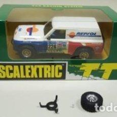 Scalextric: JJ10- NISSAN PATROL REPSOL SCALEXTRIC TT MUY DIFICIL DE CONSEGUIR!!!. Lote 179254876