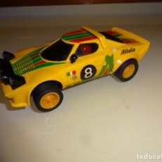 Scalextric: SCALEXTRIC. EXIN. LANCIA STRATOS AMARILLO 1º SERIE. REF. 4055. Lote 179327080