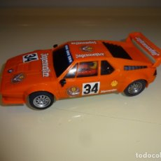 Scalextric: SCALEXTRIC. EXIN. BMW M1 JAGERMEIFTER. Lote 179328073