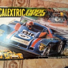 Scalextric: SCALEXTRIC GP 25. Lote 179380022