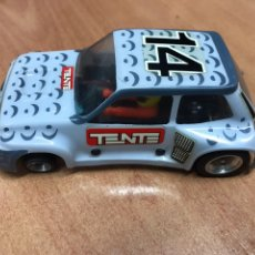 Scalextric: SCALEXTRIC RENAULT 5 TENTE SRS. Lote 179393121