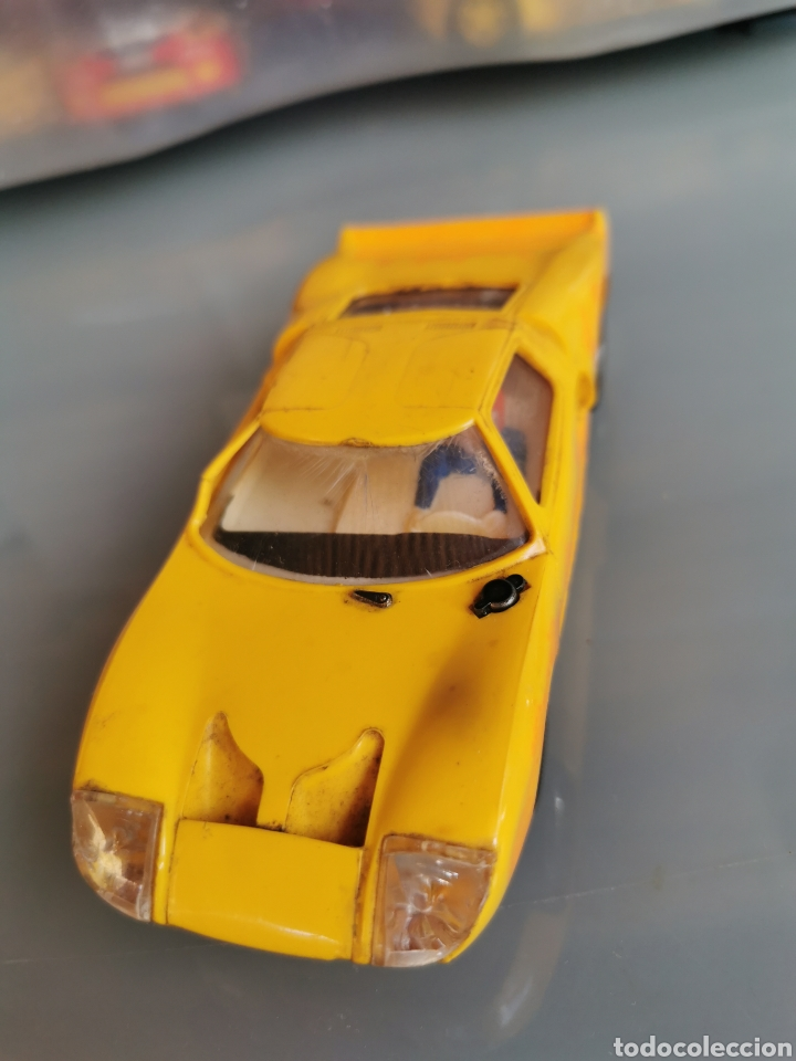 SCALEXTRIC FORD GT REF C-35. EXIN (Juguetes - Slot Cars - Scalextric Exin)