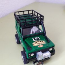 Scalextric: SCALEXTRIC CAMEL VERDE STS 4X4. Lote 180100948