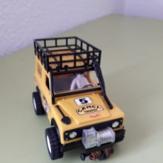 Scalextric: SCALEXTRIC CAMEL AMARILLO O MOSTAZA 4X4 STS. Lote 180101227