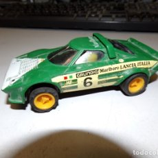Scalextric: COCHE SCALEXTRIC LANCIA STRATOS (REF. 4055 / 4065). Lote 180119578