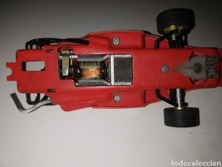 ESCALEXTRIC FERRARI B3 F1 (Juguetes - Slot Cars - Scalextric Exin)