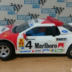 Scalextric: FORD RS 200 MALBORO SCALEXTRIC EXIN. Lote 180253920