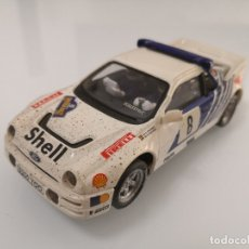 Scalextric: FORS RS200 RS 200 ALTAYA PLANETA SCALEXTRIC SLOT EFECTO BARRO. Lote 180290873