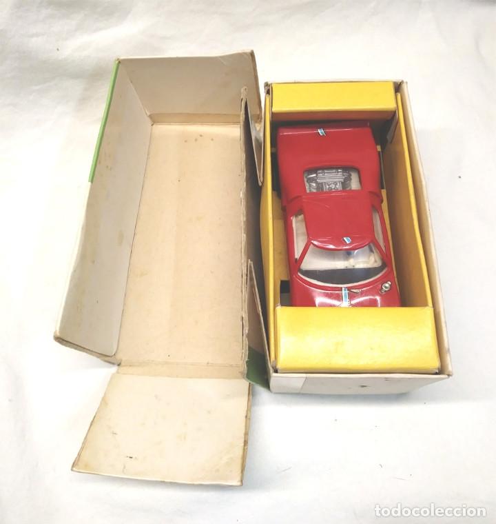 Scalextric: Ford GT Ref C 35 rojo de Exin Scalextric años 70, con caja - Foto 7 - 180296231