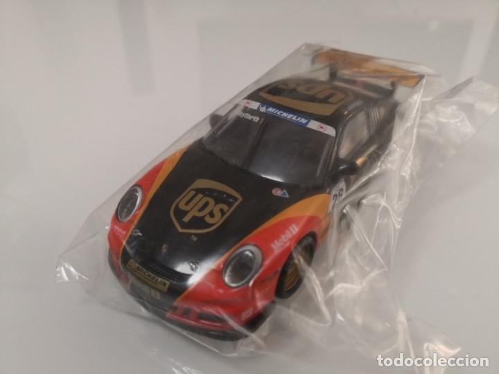 TECNITOYS PORSCHE 911 GT3 CUP REF.6371 DE SCALEXTRIC DE CIRCUITO SIN ABRIR PRECINTADO (Juguetes - Slot Cars - Scalextric Exin)