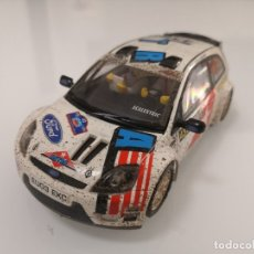 Scalextric: FORD FIESTA EFECTO BARRO SCALEXTRIC. Lote 181082252