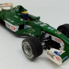 Scalextric: SCALEXTRIC JAGUAR RACING F-1. Lote 181182697
