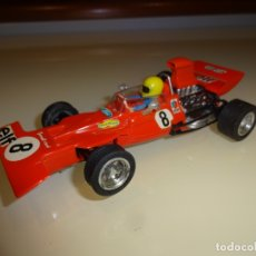 Scalextric: SCALEXTRIC. EXIN. TYRRELL FORD ROJO. REF. C-48. Lote 181198226