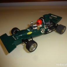 Scalextric: SCALEXTRIC. EXIN. TYRRELL FORD F1 VERDE. REF. C-48. Lote 181198583