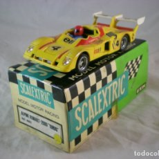Scalextric: RENAULT ALPINE 2000 TURBO - SCALEXTRIC EXIN REF 4053 - COCHE Y CAJA. Lote 181506833