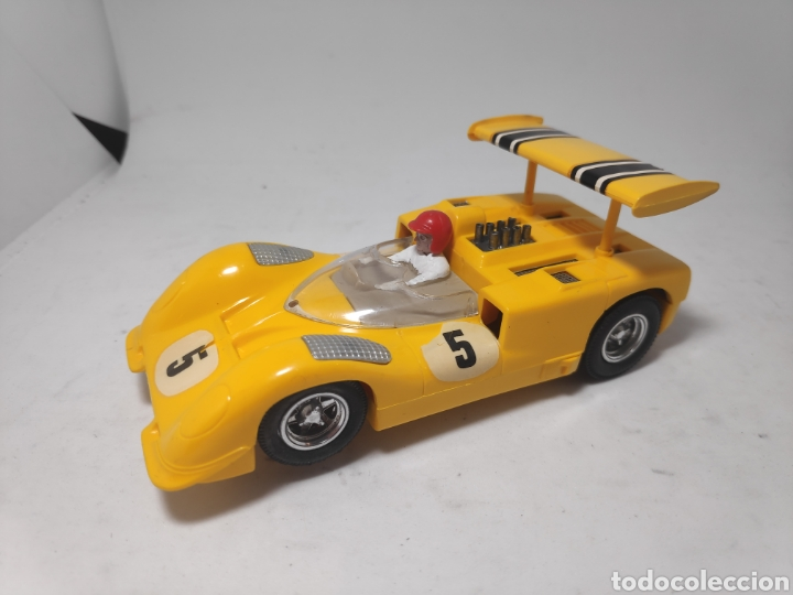 SCALEXTRIC CHAPARRAL GT EXIN AMARILLO REF. C-40 (Juguetes - Slot Cars - Scalextric Exin)