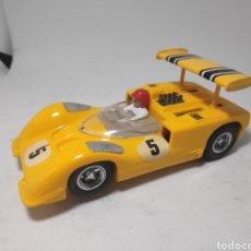 Scalextric: SCALEXTRIC CHAPARRAL GT EXIN AMARILLO REF. C-40. Lote 181525165