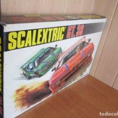 Scalextric: SCALEXTRIC: CAJA CIRCUITO GT 38 ANTIGUO ( SIN COCHES ). Lote 182013688