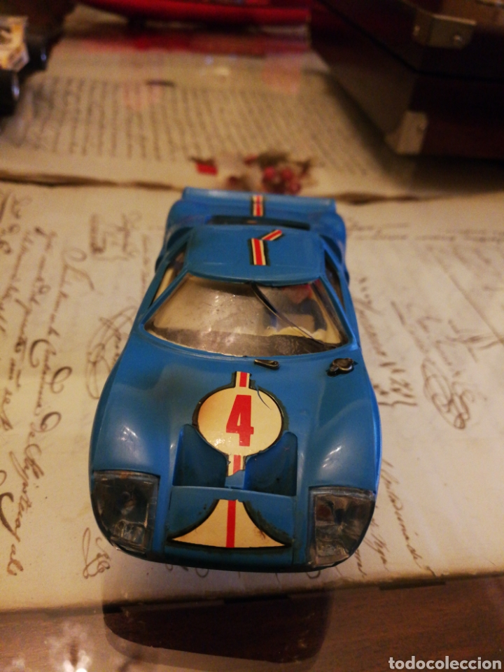 Scalextric: Scalextric ford gt ref c-35. - Foto 2 - 182105980