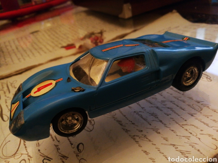 Scalextric: Scalextric ford gt ref c-35. - Foto 3 - 182105980