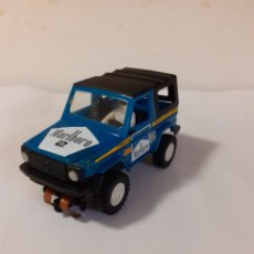 Scalextric: SCALEXTRIC EXIN STS MERCEDES 4X4. Lote 182146793