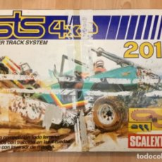 Scalextric: SCALEXTRIC STS 4X4. COMPLETO AÑOS 80. Lote 182368793