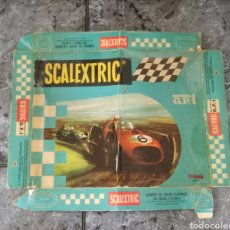 Scalextric: PORTADA CIRCUITO GP1 SCALEXTRIC EXIN TRIANG. Lote 182593671