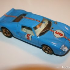 Scalextric: COCHE SCALEXTRIC FORD GT REF C 32. Lote 183184428