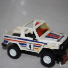 Scalextric: LAND ROVER 4X4 DE SCALEXTRIC EXIN. Lote 194495011
